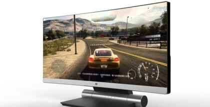 ViewSonic XG3401: un monitor curvo dedicado a los videojuegos