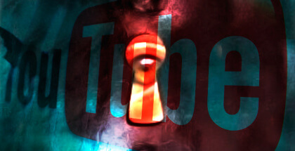 el malware también ataca en YouTube