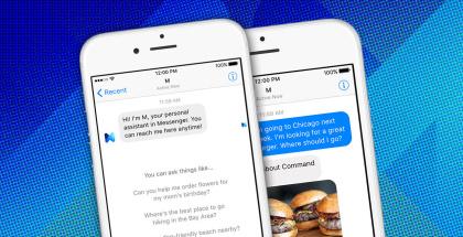 Facebook M: Así es el asistente virtual para competir con Siri y Cortana