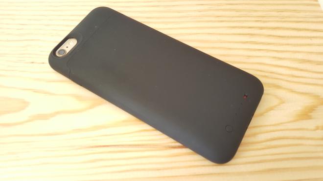 caracasa para cargar iphone mophie opiniones