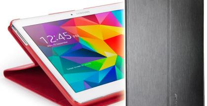 Tucano Riga: interesante cover de la italiana para el Galaxy Tab S2
