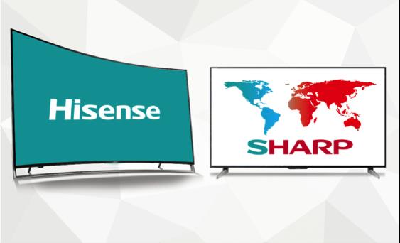 Hisense se hace con el 100% de Sharp para expandirse en América