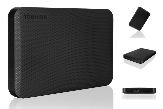 IFA 2015: Con este HDD de Toshiba podrás llevar hasta 3TB en el bolsillo