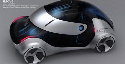 Siguen apareciendo rumores sobre iMove el coche de Apple: Ahora se habla de que lo están probando en unas pistas de vehículos y automóviles de San Francisco