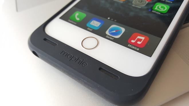 mophie bateria externa carcasa iphone 6 plus