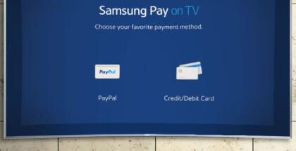 Samsung estrena servicio de pago inteligente para Smart TV