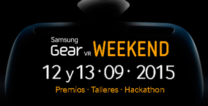 Realidad virtual: Abierta la convocatoria al Samsung Gear VR Weekend