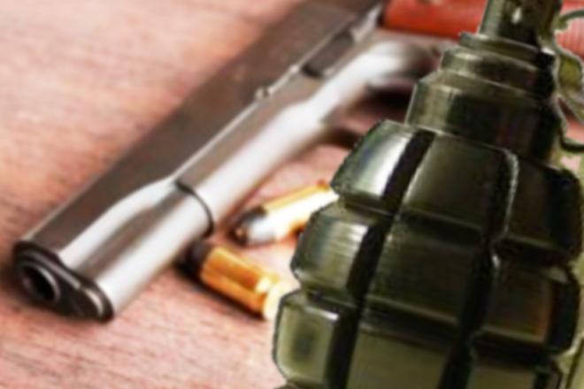 venezuela crimen armas granadas facebook redes sociales