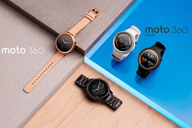 2da generación de Moto 360 promete en diseño, funcionalidad y autonomía