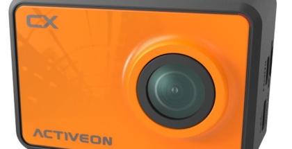 ACTIVEON CX: prometedora cámara de acción Full HD por menos de 120€