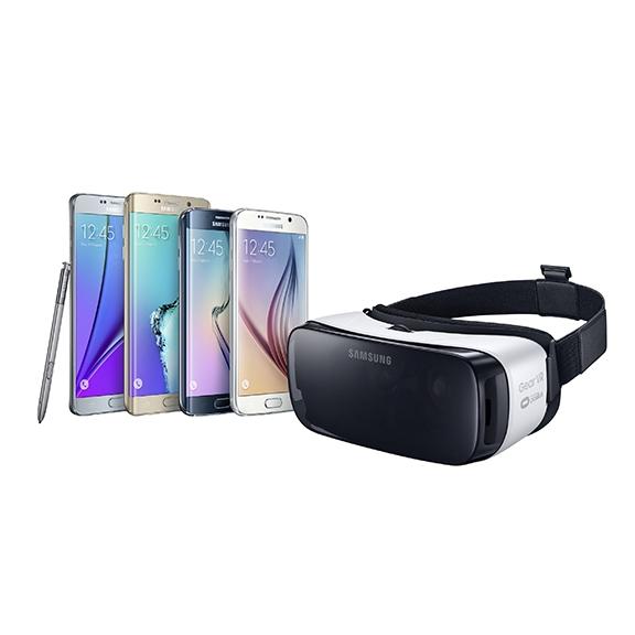 Realidad virtual: Anuncian aterrizaje de Samsung Gear VR