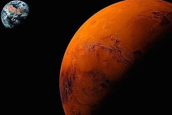 ¡Hay agua en Marte! Y la impresión 3D ayudará en la conquista del planeta rojo