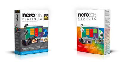 Nero 2016 listo para enfrentar los retos del vídeo 4K
