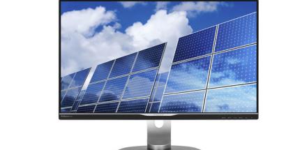 Philips lanza monitor de 25'' desarrollado con 65% de plástico reciclado