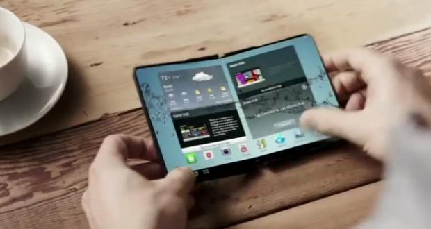 Samsung Galaxy X, el móvil plegable de Samsung, se filtra en la Web de la empresa