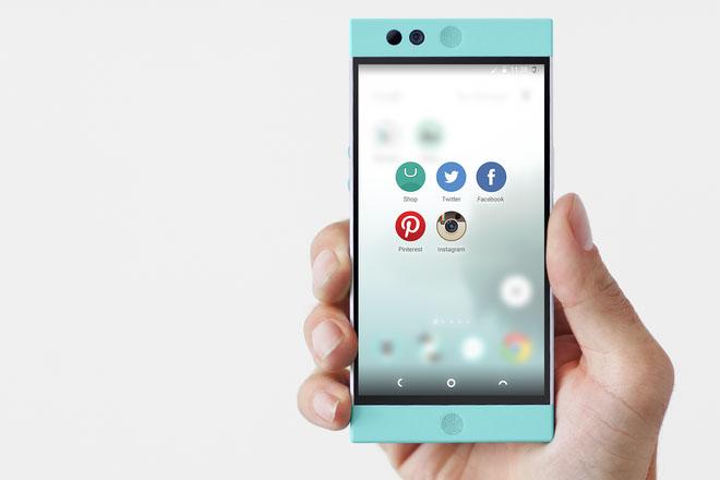 NextBit Robin: un smartphone que almacena todo en la nube