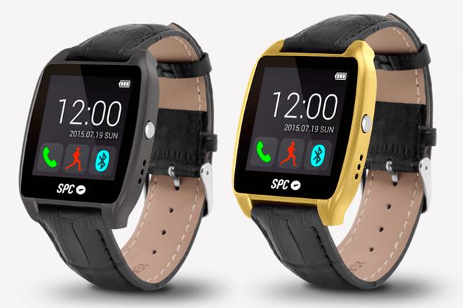 SPC Smartee Watch Edition y SPC Smartee Watch Slim, dos relojes inteligentes para sacarle partido al smartphone