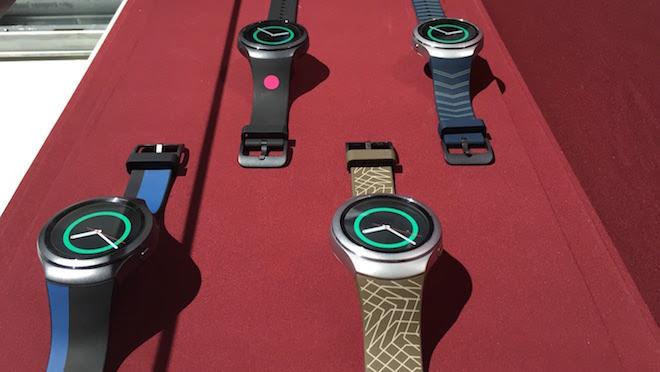Samsung Gear S2 prueba rápida opiniones caracteristicas