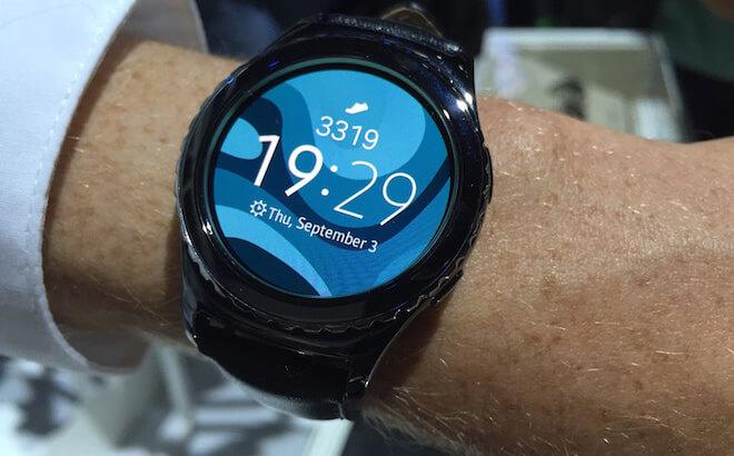 Usar Samsung Pay en el Samsung Gear S2: El siguiente paso