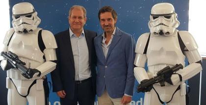Toda la magia de Star Wars llega a España de la mano de Movistar+