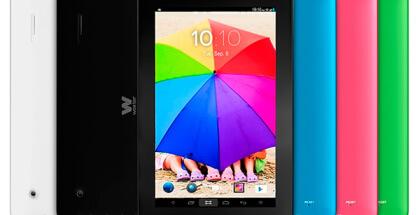 Woxter tablet QX-78: prometedor Android de cuatro núcleos a 49 euros