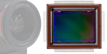 Canon supera capturas en Full HD y 4K con este sensor de casi 250MP