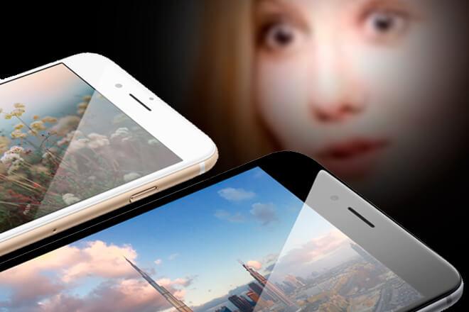Así se puede ver Fotos en un iPhone bloqueado