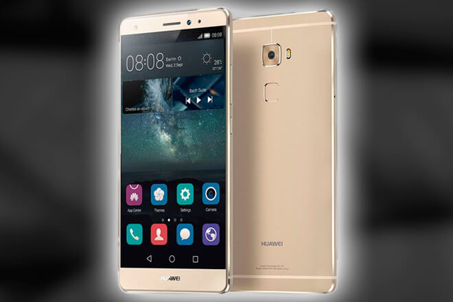 IFA 2015: Huawei Mate S, rompedor DualSIM con Force Touch