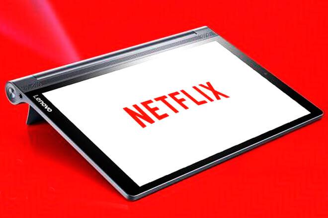 IFA 2015: Lenovo YOGA Tab 3 Pro llega preparado para usar Netflix