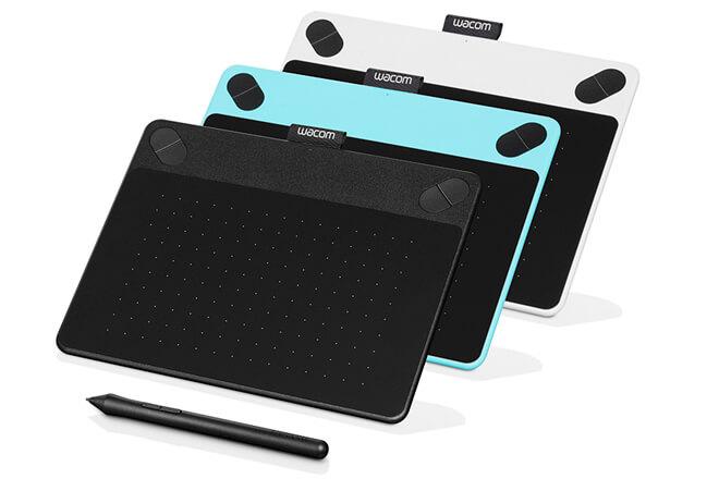 Las nuevas tabletas Intuos estarán disponibles en la tienda online de Wacom y en comercios minoristas a 69,90 EUR (Intuos Draw pequeña); 99,90 EUR (Intuos Art, Photo o Comic pequeña); y 199,90 EUR (Intuos Art mediana). Todos los precios incluyen IVA.