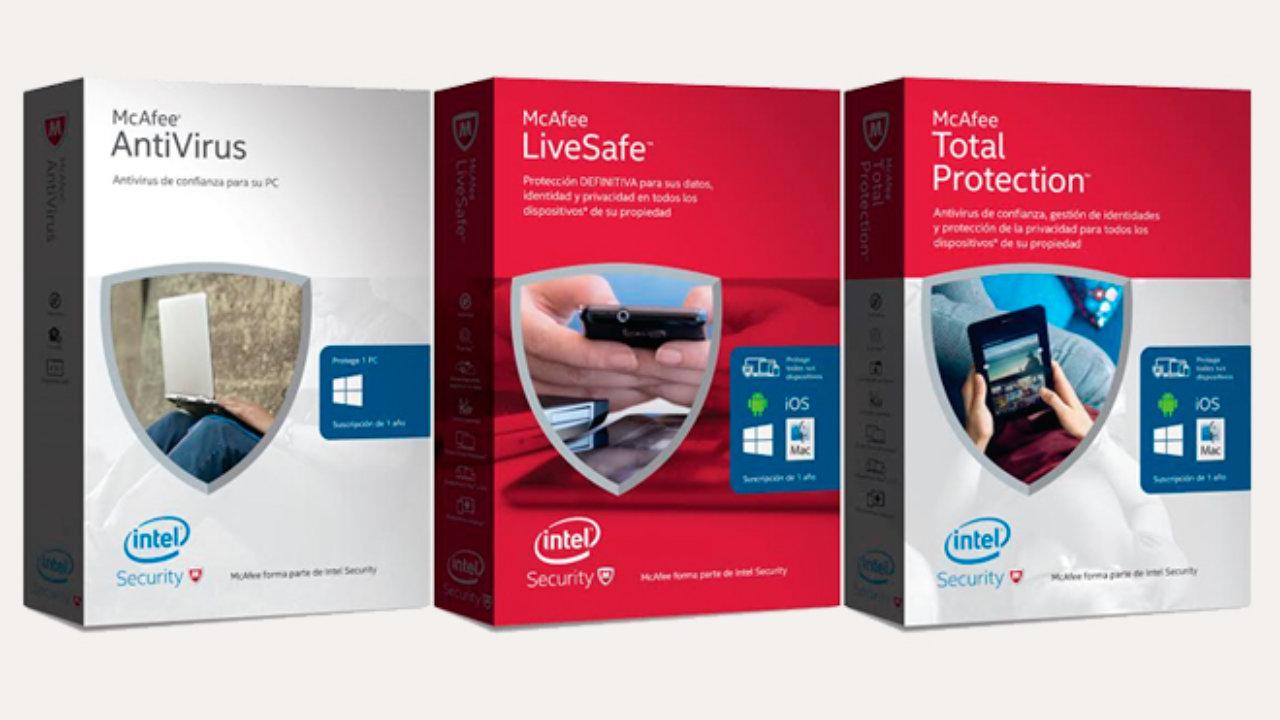 Intel Security apuesta por la biometría en su gama de