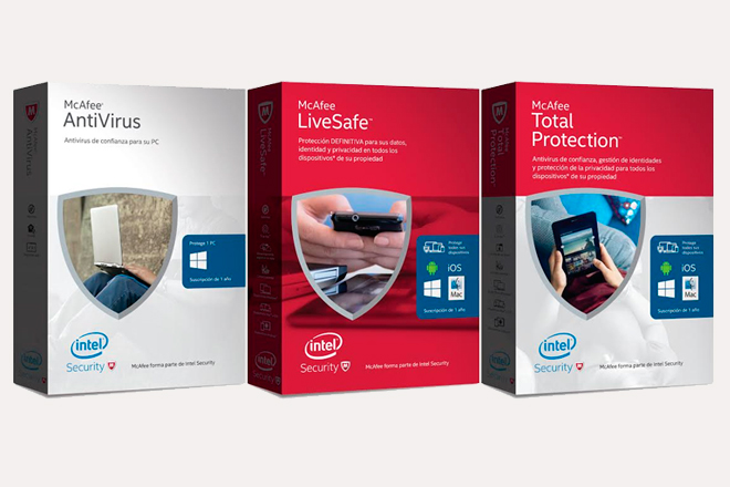 Suites 2016 de Intel Security llegan para proteger a todos y con True Key