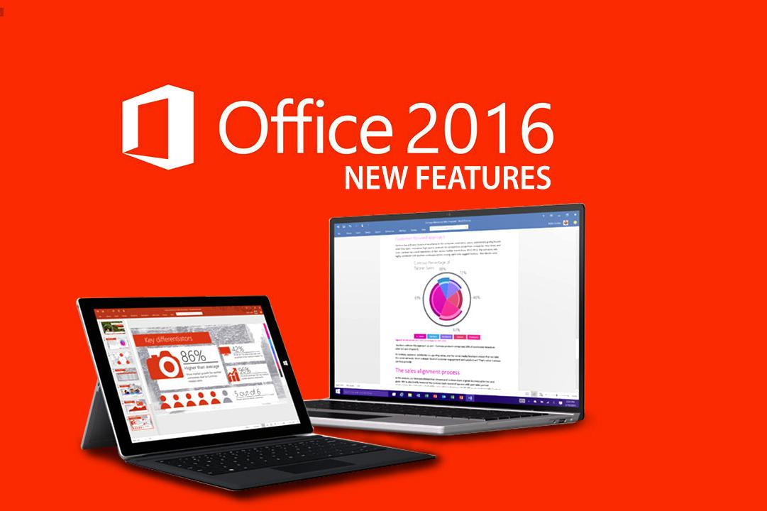 Office 2016 ya disponible y promete mejorar la productividad