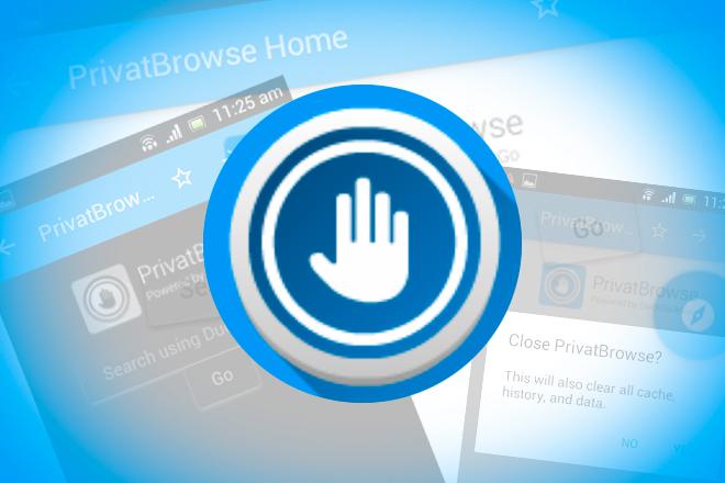 Niño de 14 años desarrolla navegador móvil que no guarda caché ni historial: PrivatBrowse