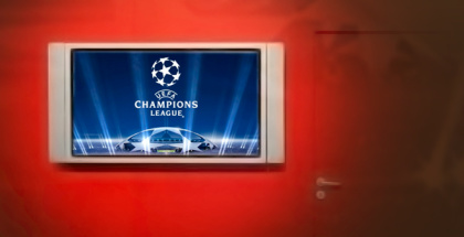 Ver la Champions League en HD y sin interrupciones es posible con Vodafone