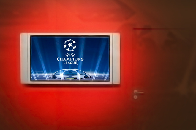 Ver la Champions League en Internet, HD y sin interrupciones es posible con Vodafone