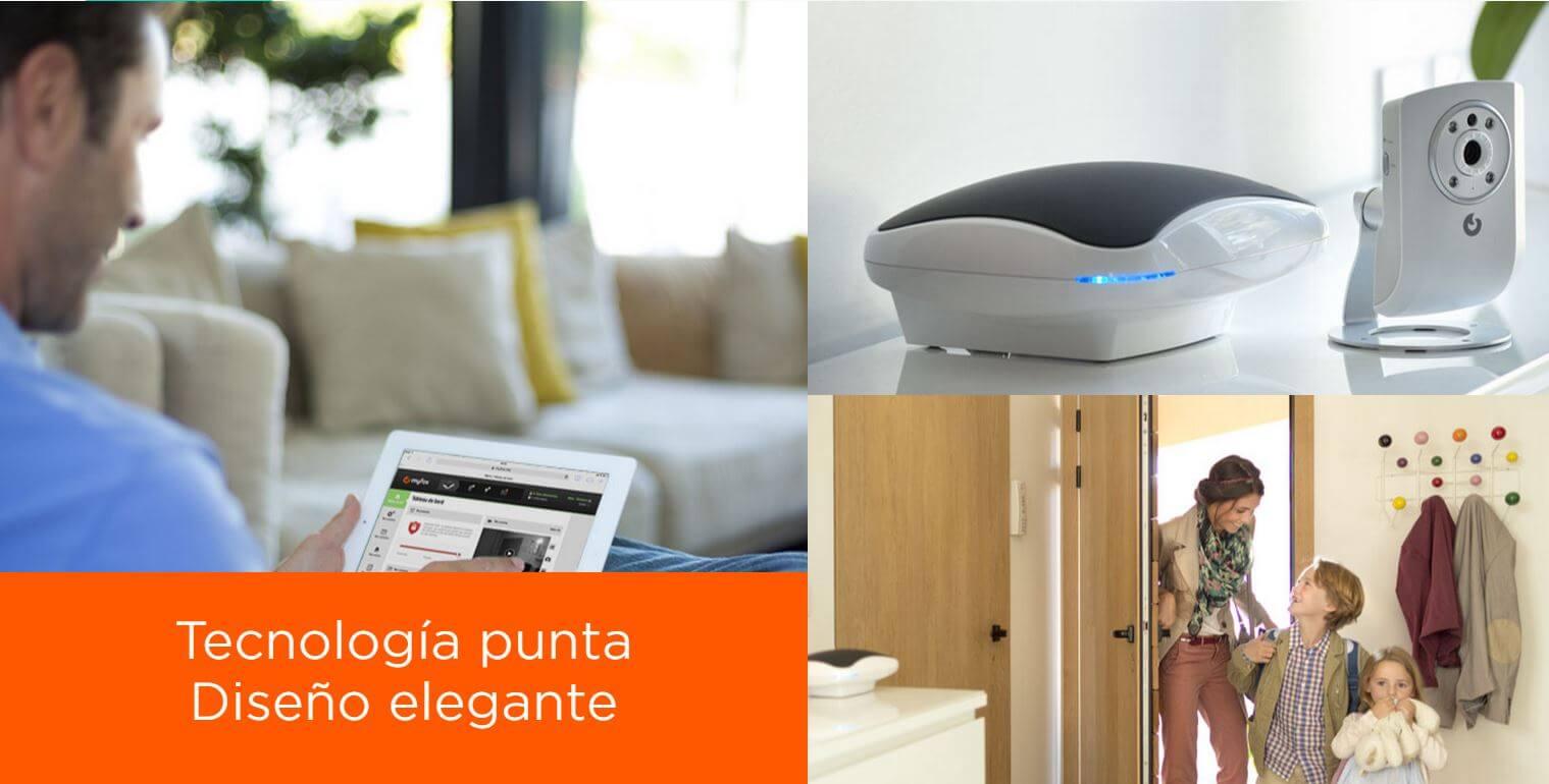 Myfox se integra con otros dispositivos para lograr el auténtico hogar conectado y seguro