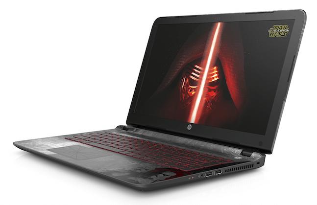 HP Portátil Star Wars Ordenador Guerra de las Galaxias