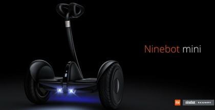 Ninebot mini, el nuevo monopatín de Xiaomi que se conecta al móvil