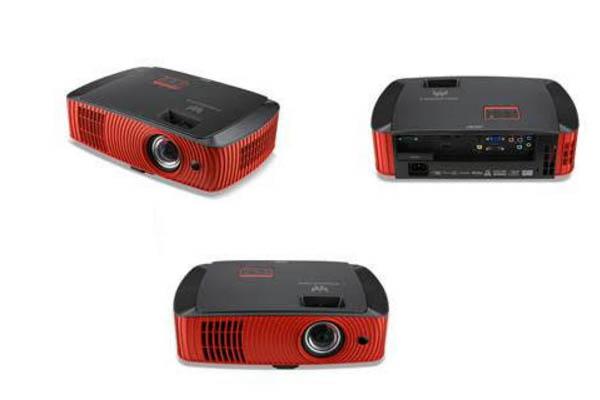Predator Z650 el proyector de Acer dedicado al Gaming