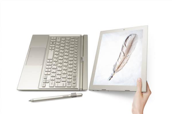 Toshiba Dynapad: una de las tablets más delgadas del mercado