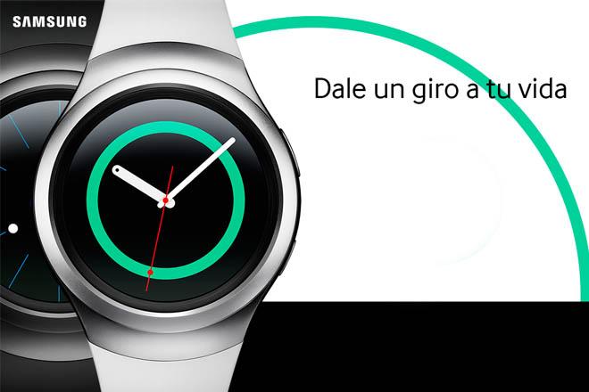 Samsung Gear S2: ya puedes comprar el smartwatch de la surcoreana