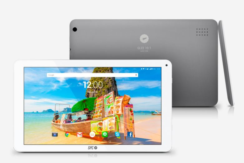 SPC Glee 10.1 la tablet quadcore por solo 99 euros
