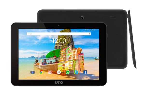 SPC GLEE 10.1: tablet 3G doble SIM que destaca por su precio