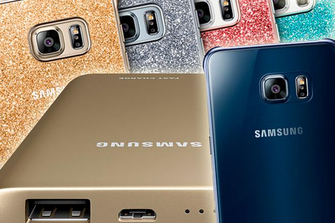 d11933c0058 ¿Buscando accesorios para Samsung Galaxy S6 edge+? Mira los que ha  presentado la surcoreana