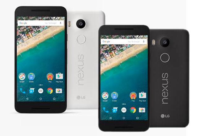 Comprar el Nexus 5X en España será posible desde el 9 de noviembre