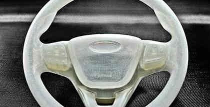 Impresión 3D llega el sector automotor y Ford va a la cabeza