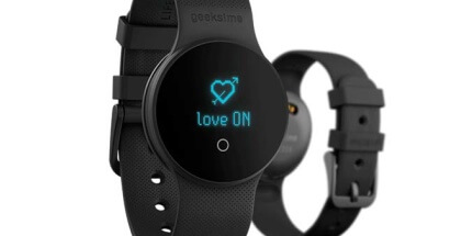 Wearable español que mide tu vida sexual ya está disponible (Geeksme GME1)