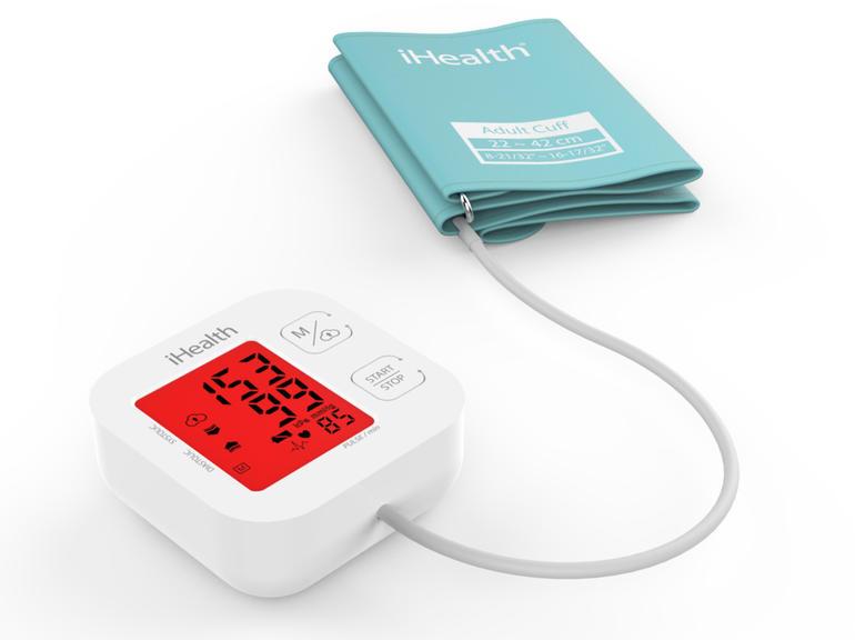 iHealth Track: el gadget que te ayuda a mantener controlada tu tensión arterial