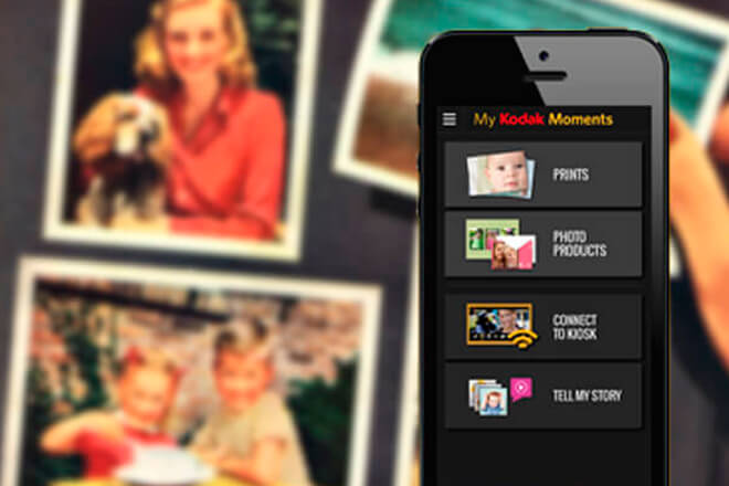 Kodak Moments: La app que conoce la importancia que tienen tus fotografías
